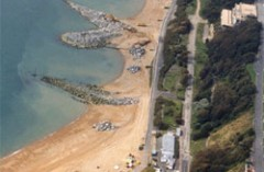 Hythe to Folkestone Coast Protection